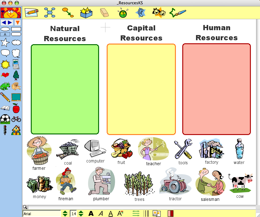 Resources Lessons Tes Teach – Natural Resources Worksheets
