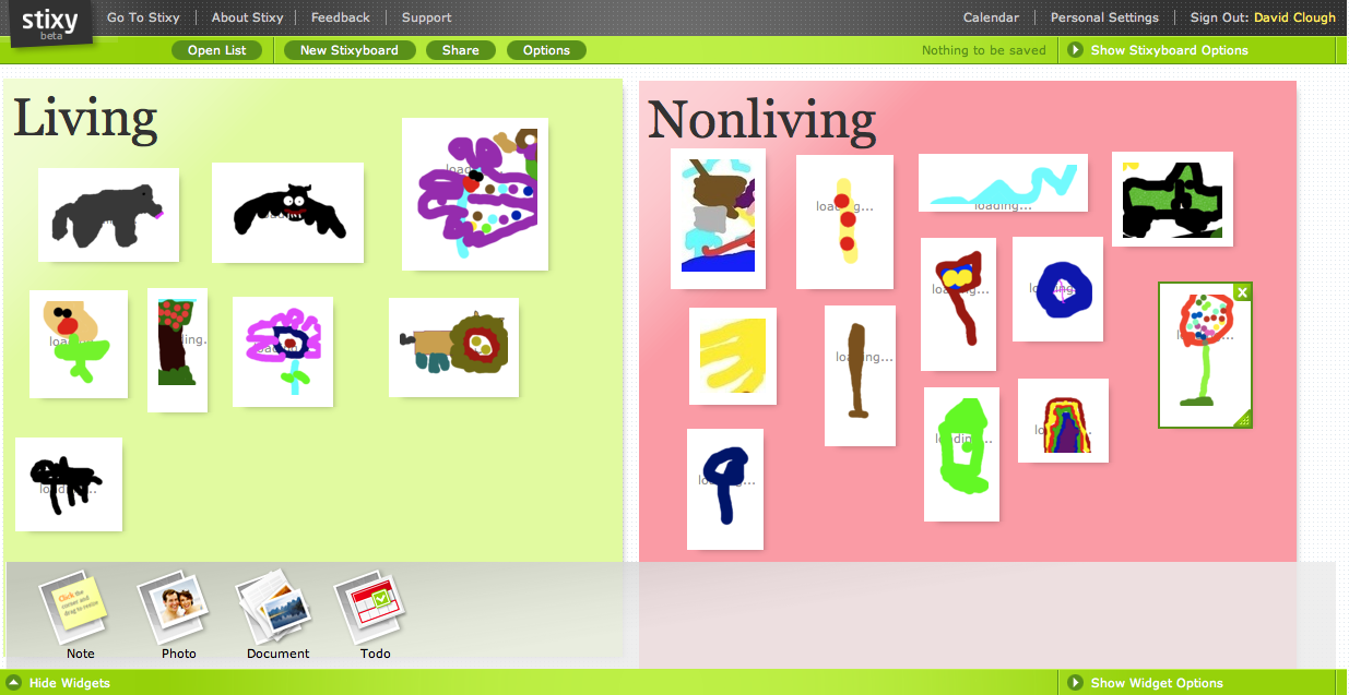 Kindergarten Living & Nonliving Things – Elementary